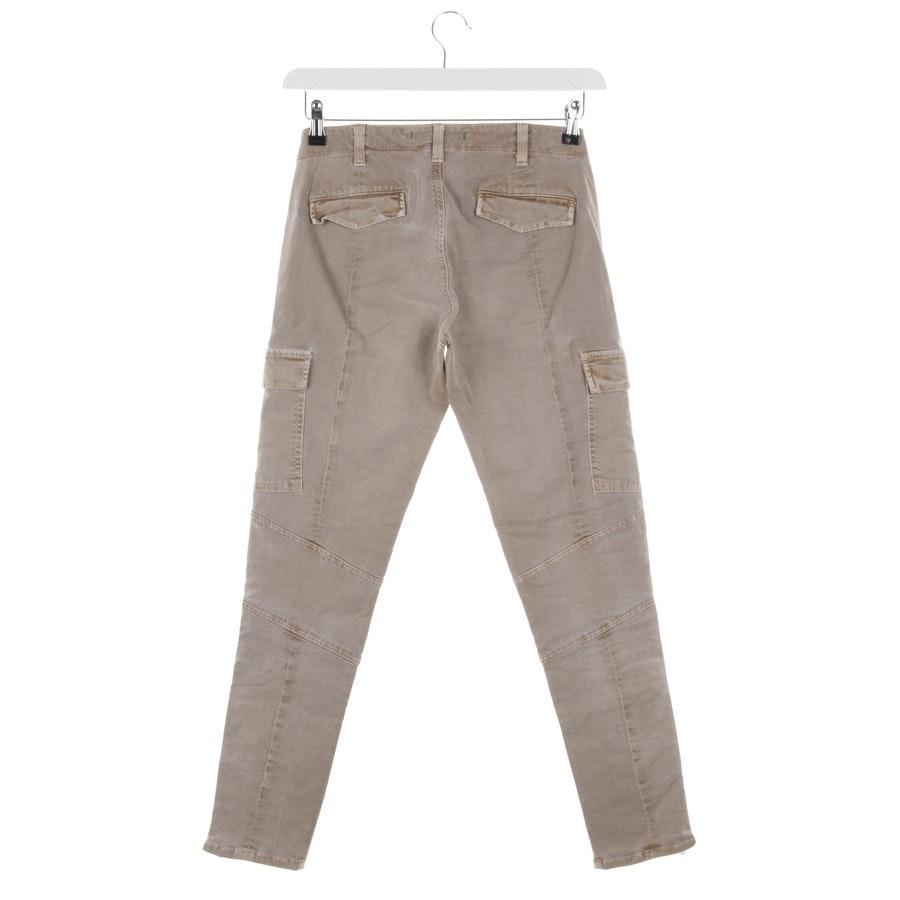trousers from J Brand in beige size W26