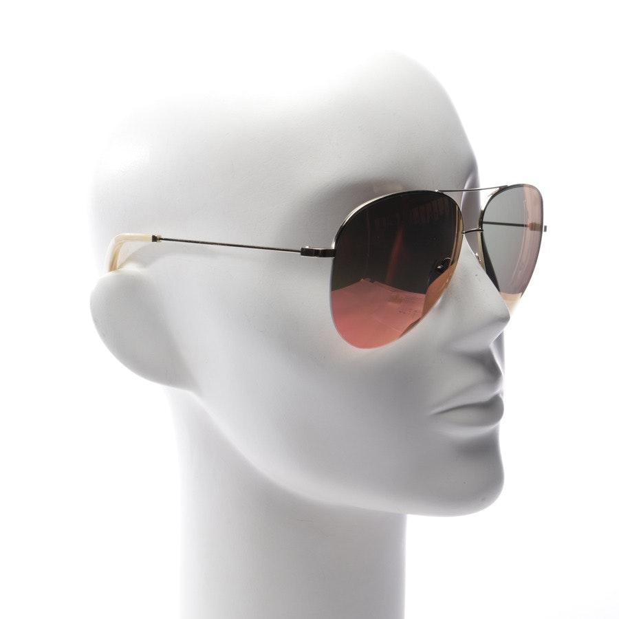 sunglasses from Victoria Beckham in gold - vbs90c42
