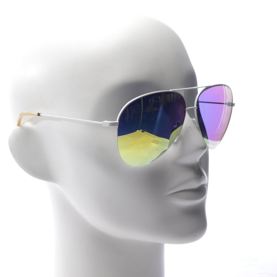 sunglasses from Victoria Beckham in silver - vbs90 c6
