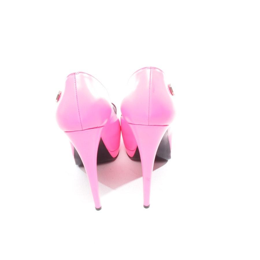 Pumps von Philipp Plein in Neon Pink Gr. EUR 39