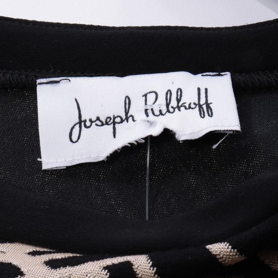 Kleid von Joseph Ribkoff in Schwarz und Beige Gr. 44