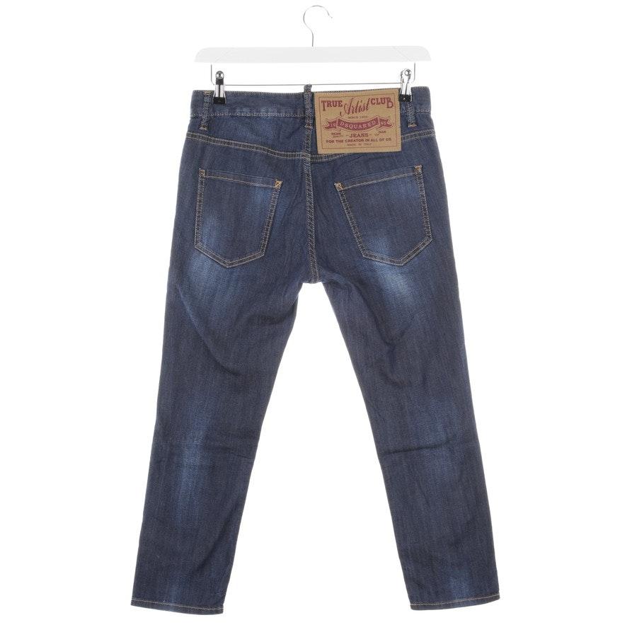 Jeans von Dsquared in Mittelblau Gr. 34 IT 40