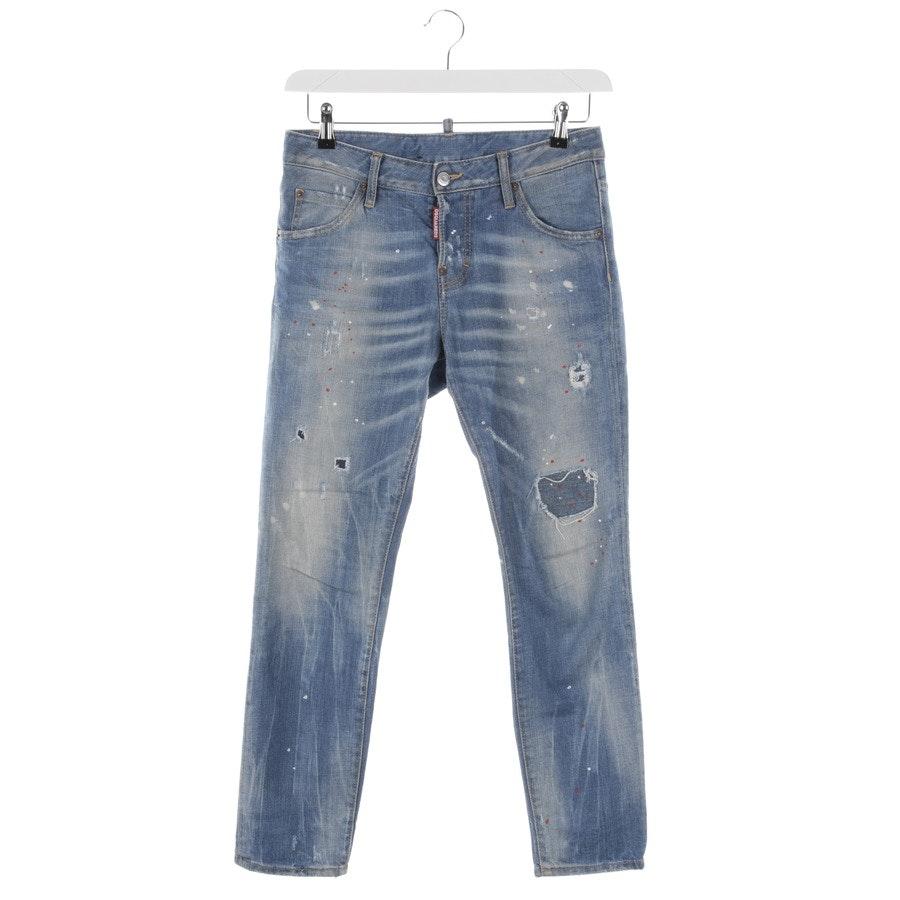 Jeans von Dsquared in Blau und Multicolor Gr. 32 IT 38
