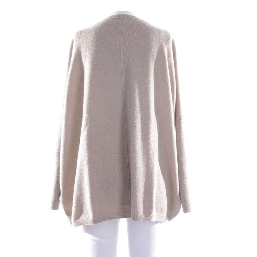 knitwear from Allude in cream size M