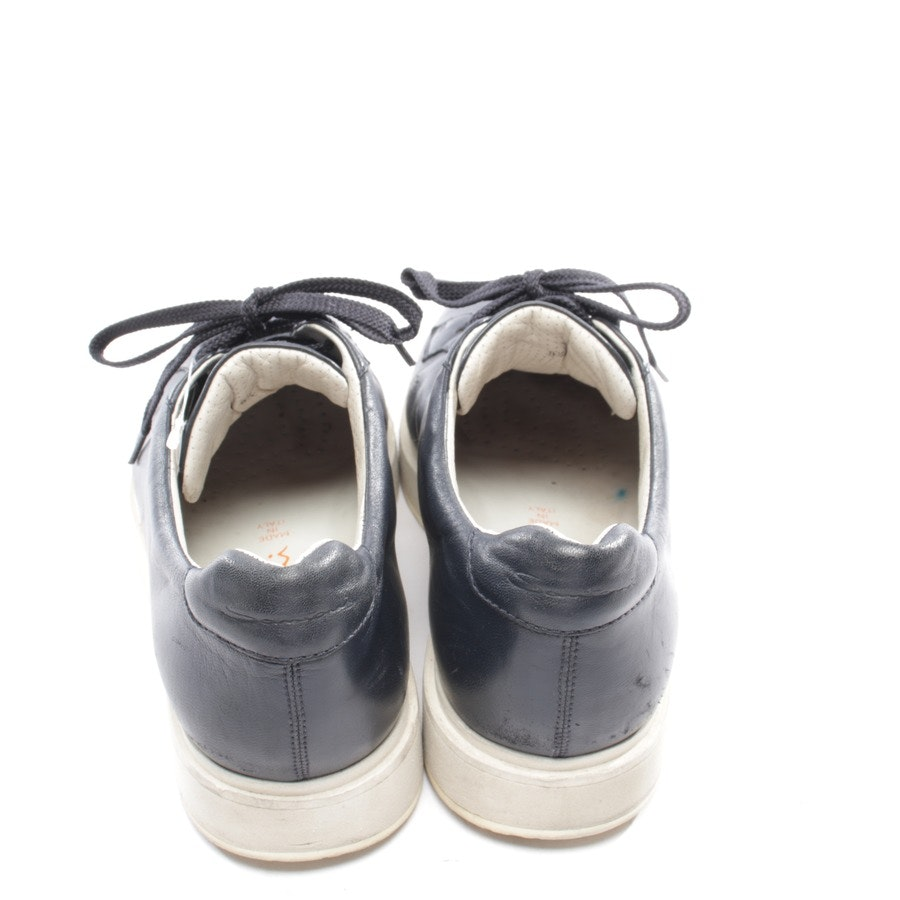 trainers from Santoni in dark blue size EUR 42,5 / 8,5