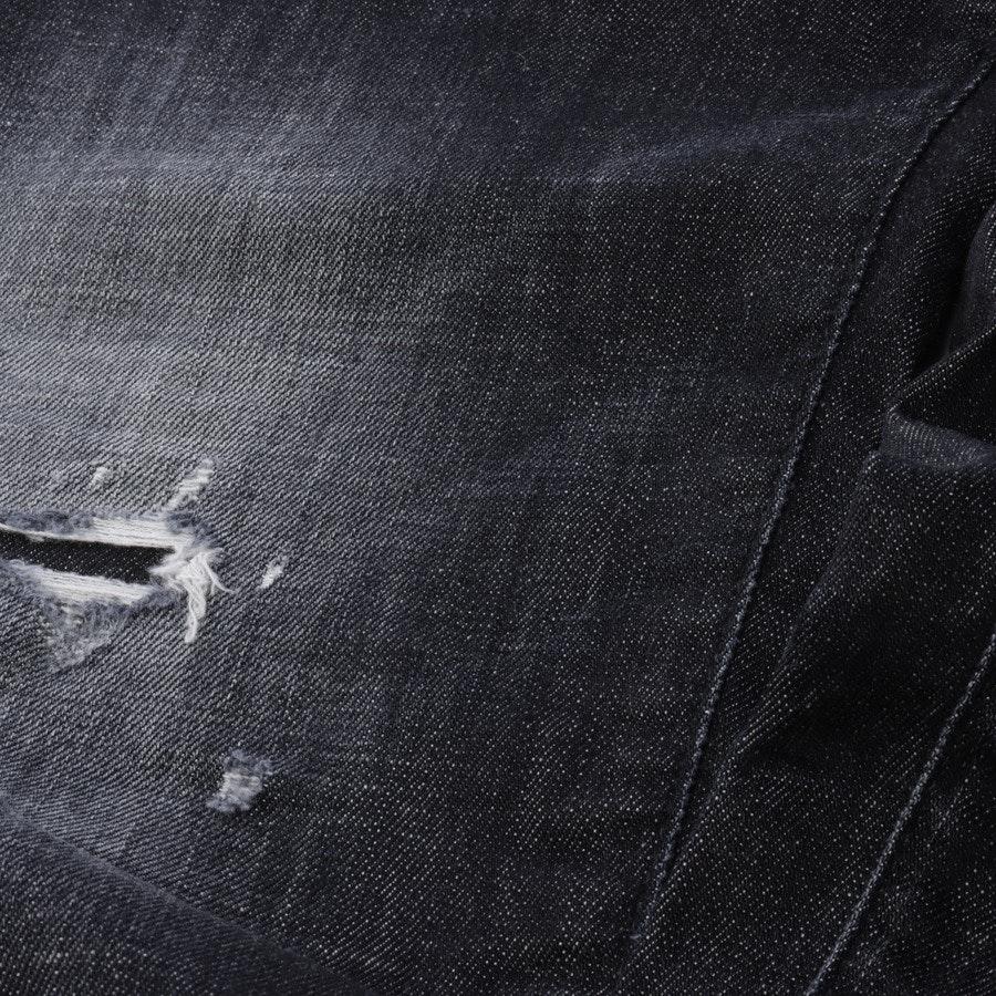 Jeans von Dsquared in Dunkelgrau Gr. 36 IT 42