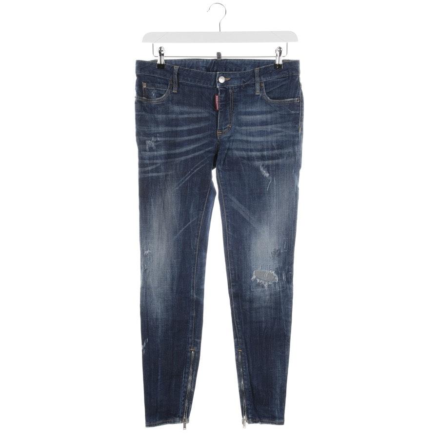 Jeans von Dsquared in Blau Gr. 38 IT 44