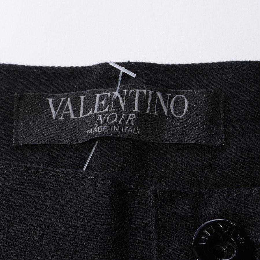 Jeans von Valentino Noir in Schwarz Gr. W36