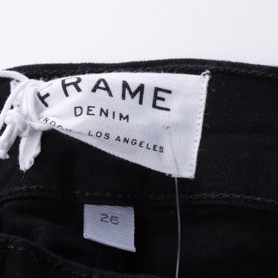 Jeans von Frame in Schwarz Gr. W26