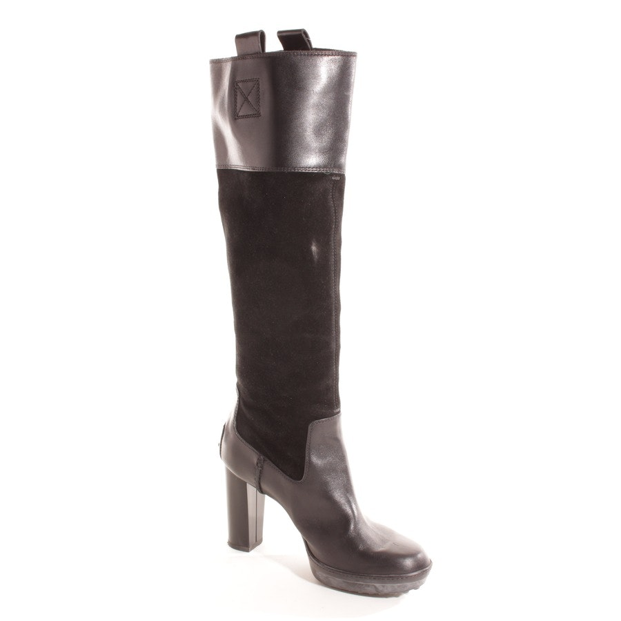 ankle boots from Tod´s in black size D 35,5