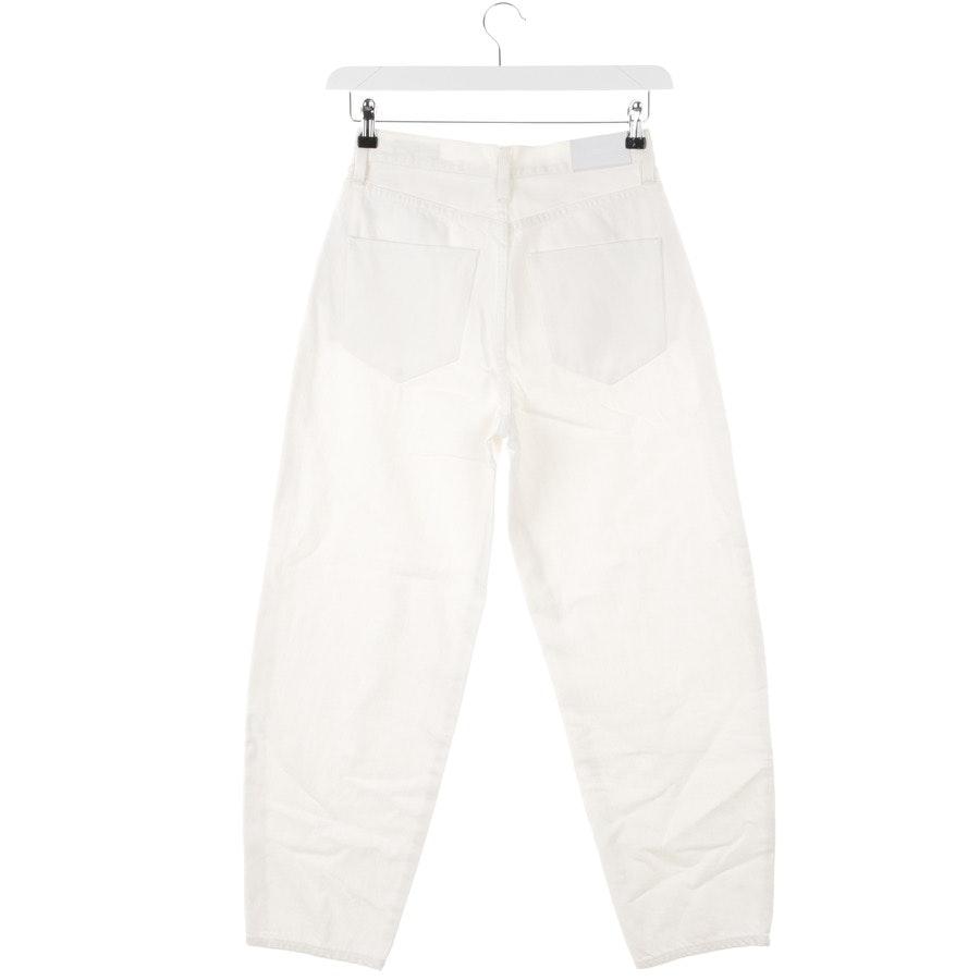 Jeans von Goldsign in Creme Gr. W26 - Neu