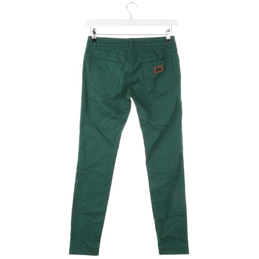 Jeans von Dolce & Gabbana in Grün Gr. 36 IT 42