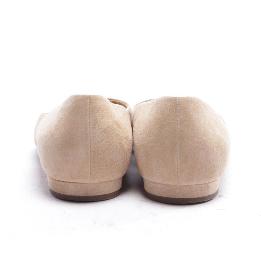 Ballerinas von Chanel in Sand Gr. EUR 38,5