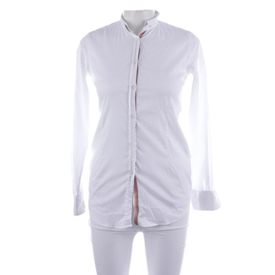 Bluse von Aglini in Weiß Gr. 36 IT 42