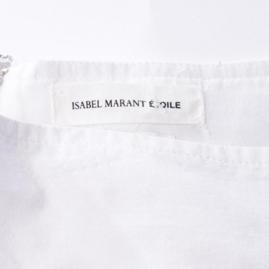 Minirock von Isabel Marant Étoile in Weiß Gr. 34 FR 36