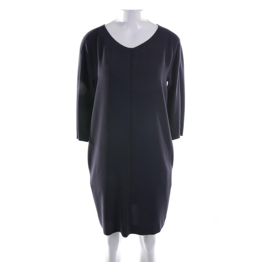 Kleid von Marc Cain in Dunkelblau Gr. 38 N3