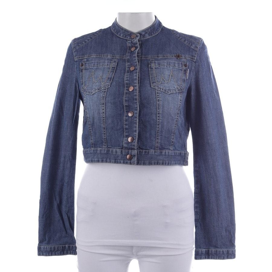 Jeansjacke von Marc Cain in Blau Gr. 38 N3