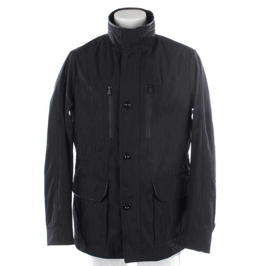 between-seasons jackets from Hugo Boss Black Label in black size DE 52
