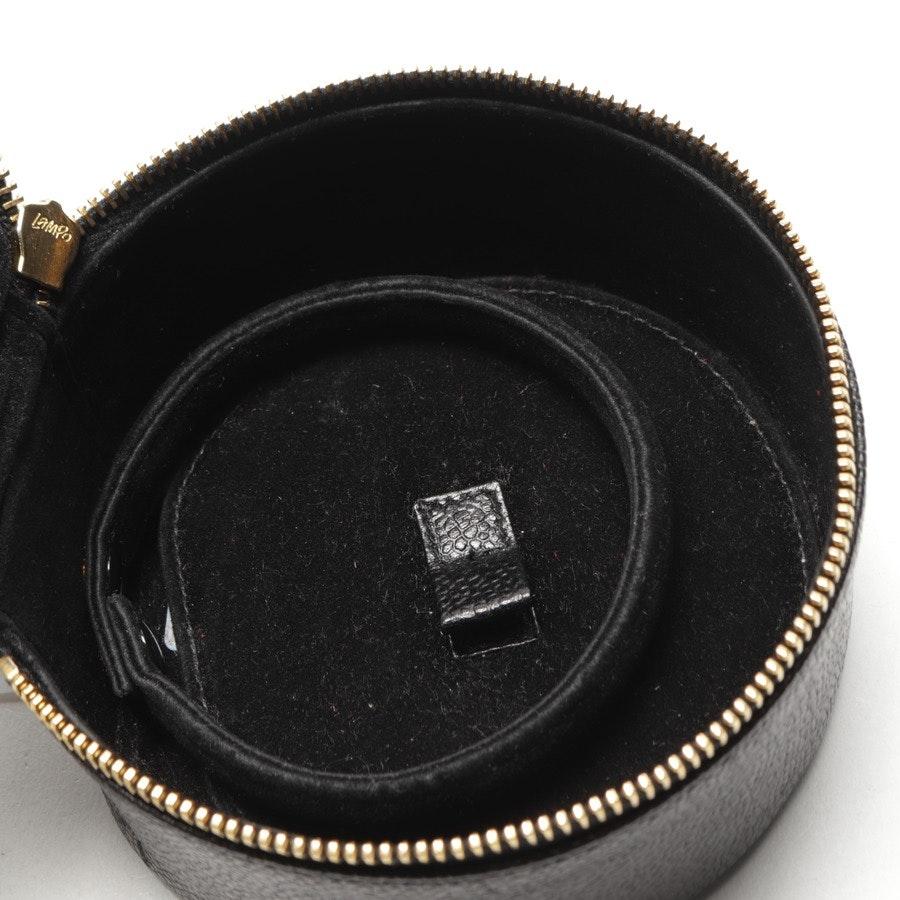 Schmuckbox von Chanel in Schwarz