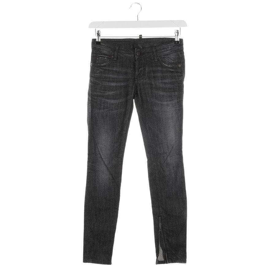 Jeans von Dsquared in Dunkelblau Gr. 36