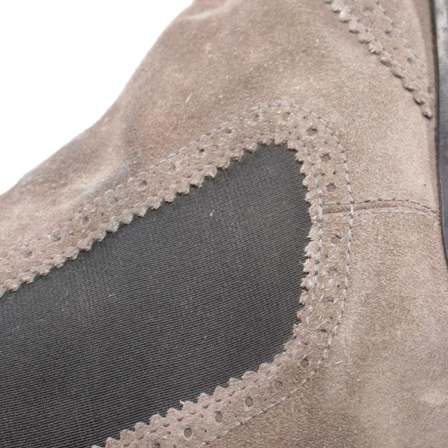 Chelsea Boots von Balenciaga in Taupe Gr. EUR 41