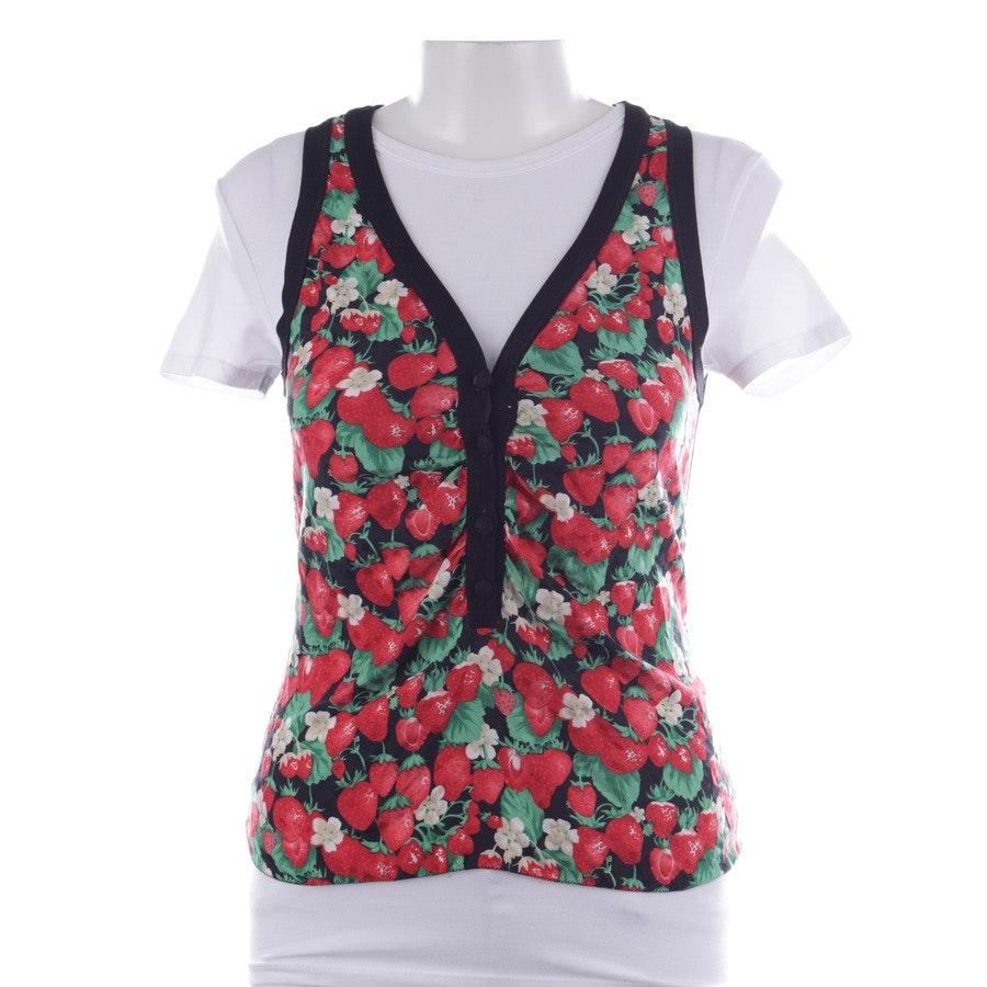Top von Dolce & Gabbana in Multicolor Gr. 36 IT 42