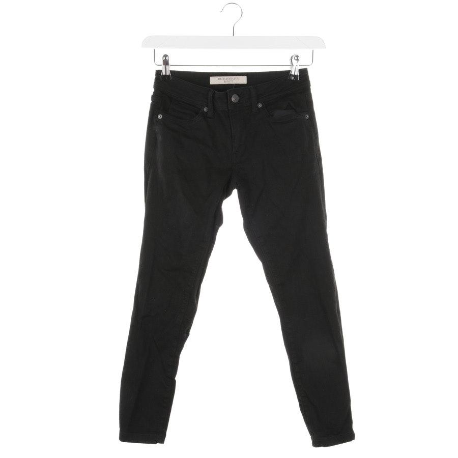 Jeans von Burberry Brit in Schwarz Gr. W26