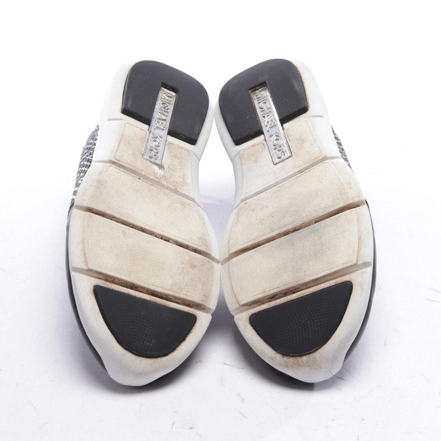 Sneaker von Michael Kors in Schwarz und Silber Gr. EUR 37