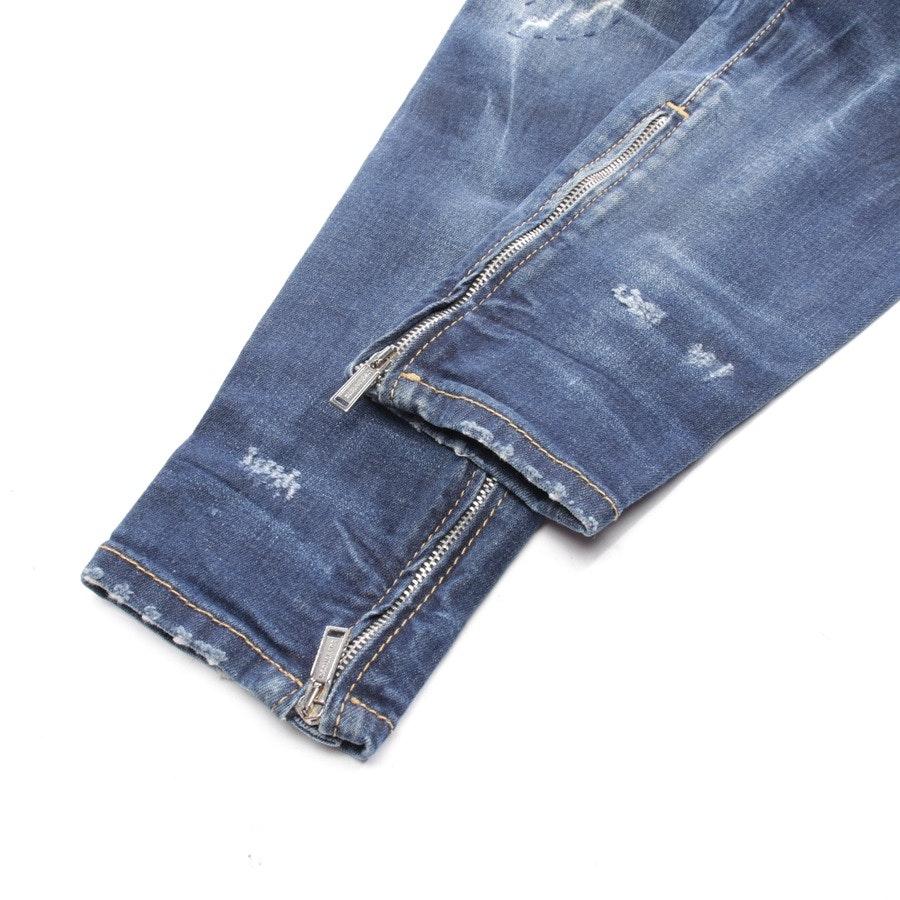 Jeans von Dsquared in Mittelblau Gr. 32 IT 38