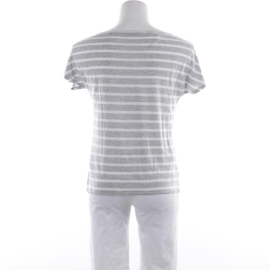 Shirt von Marc O'Polo in Grau meliert Gr. S