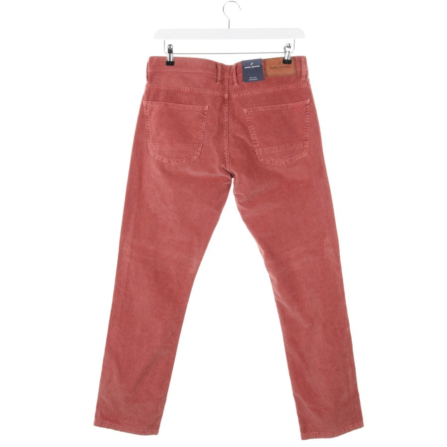 trousers from Daniel Hechter in coral red size W33 - new