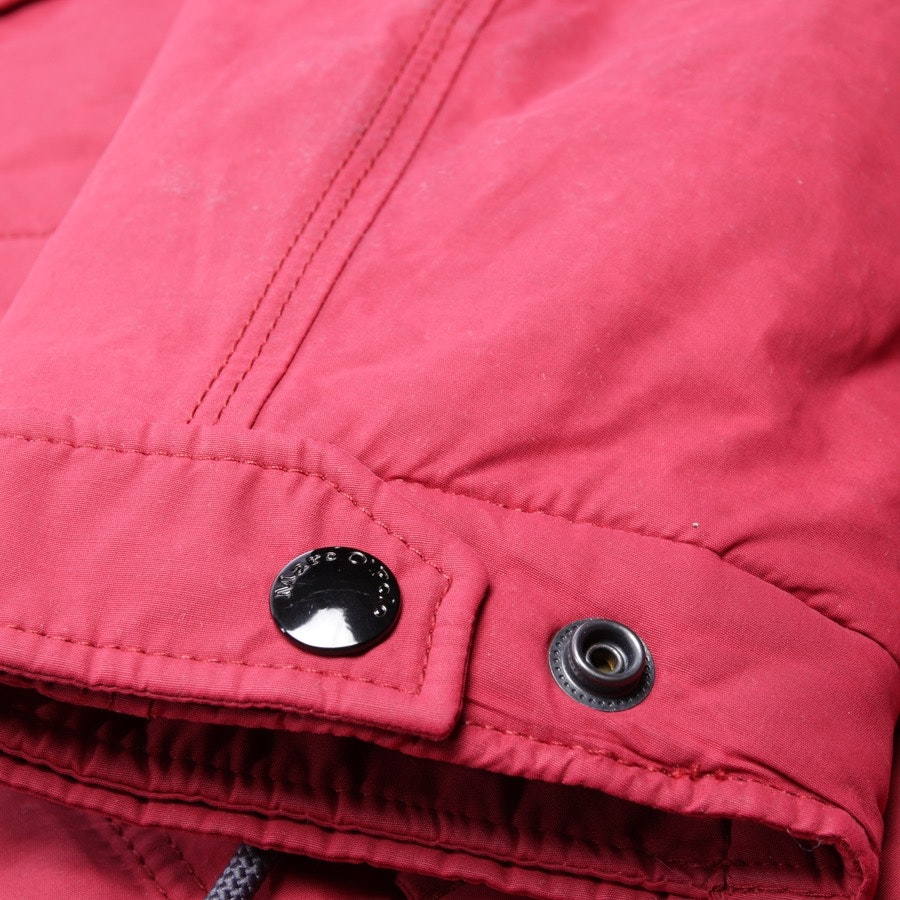 winter coat from Marc O'Polo in ruby red and black size L - new