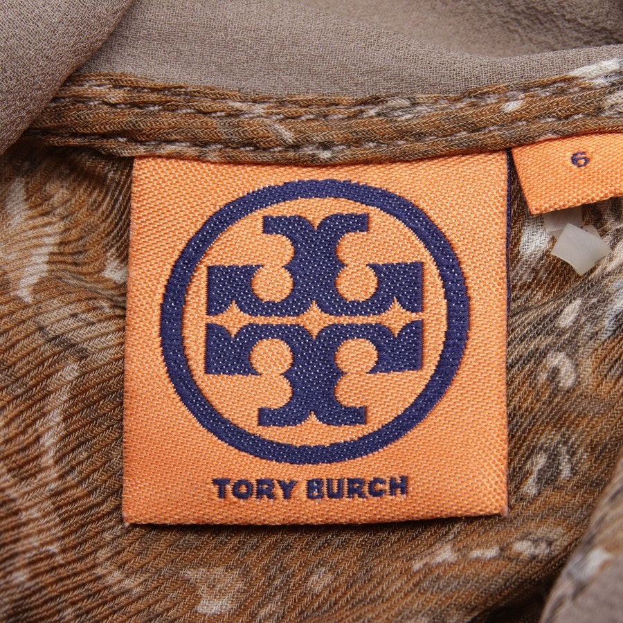 shirts / tops from Tory Burch in khaki and multicolor size 36 US 6
