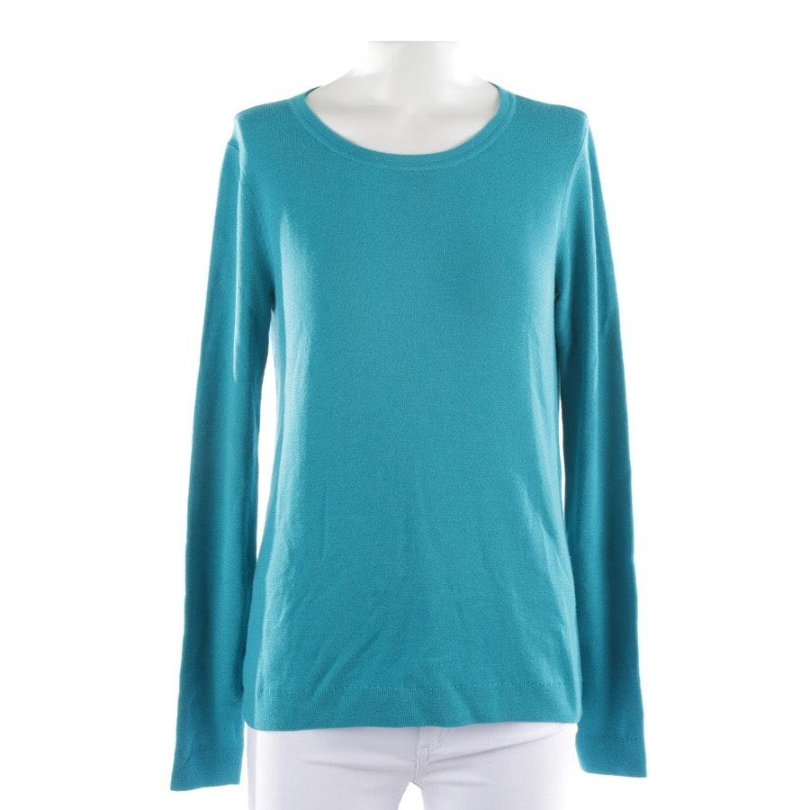 knitwear from Diane von Furstenberg in turquoise size S