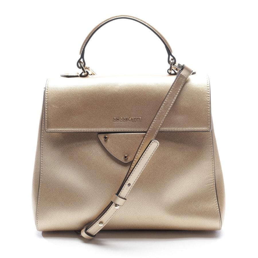 Handtasche von Coccinelle in Gold