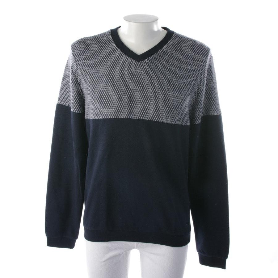 Sweatshirt von Daniel Hechter in Blau Gr. L - Neu