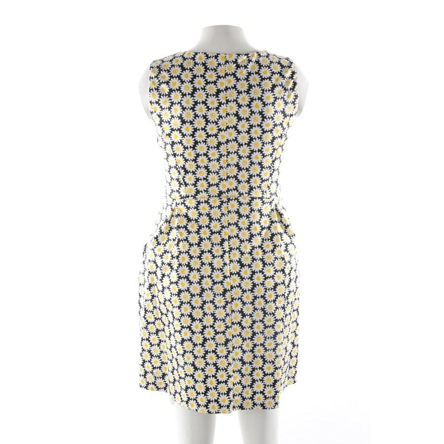 Kleid von Love Moschino in Weiß und Schwarz Gr. 40