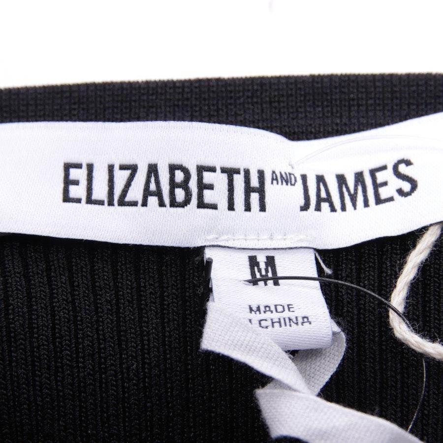 Strickkleid von Elizabeth and James in Schwarz Gr. M - Neu