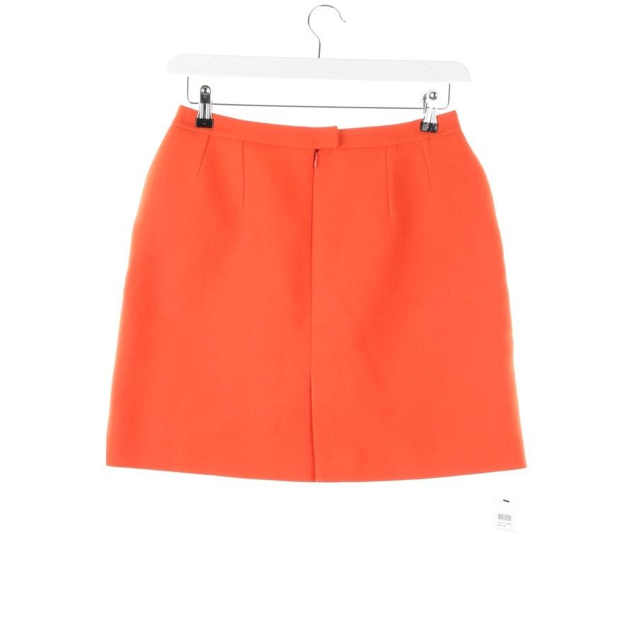 skirt from Delpozo in orange size 40 - new