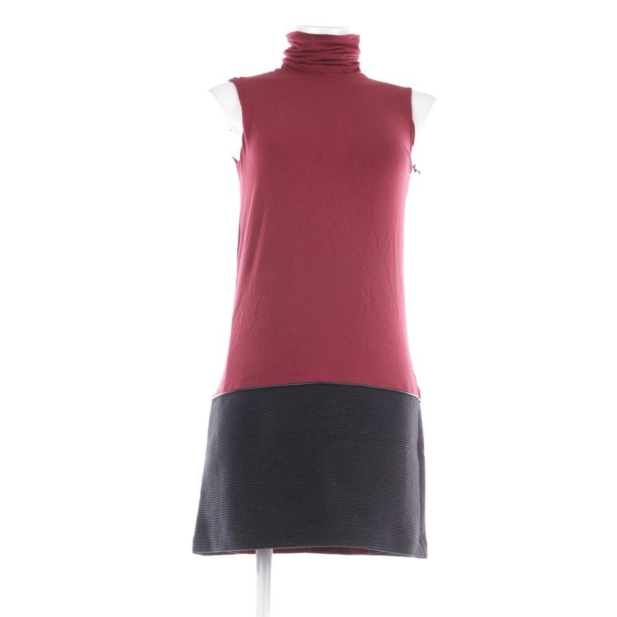 Kleid von Bailey 44 in Weinrot und Schwarz Gr. S - Neu