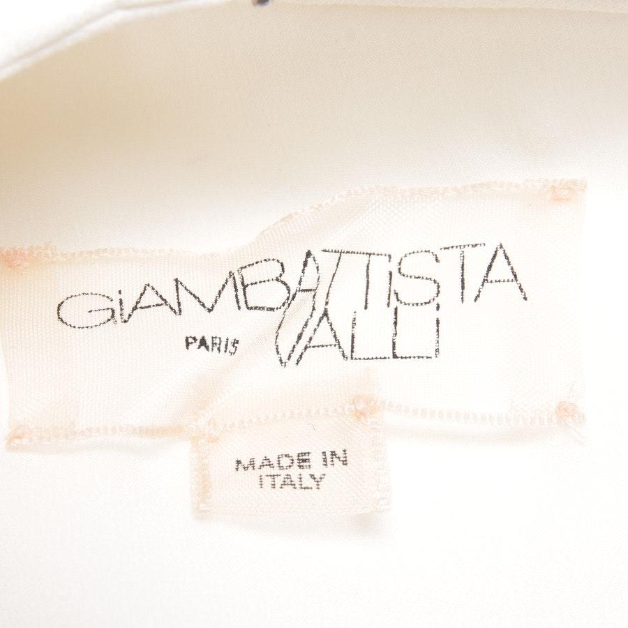 Kleid von Giambattista Valli in Cremeweiß Gr. 2XS