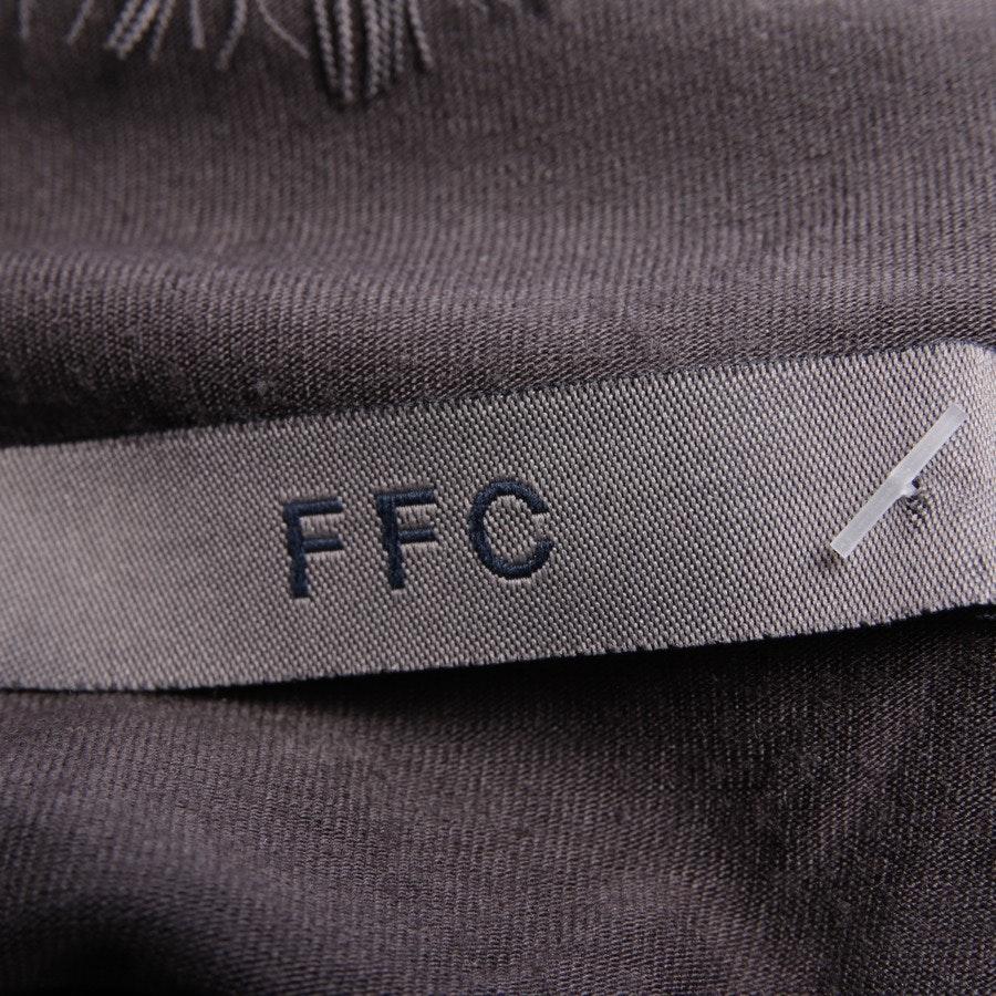 Spitzenkleid von FFC in Graugrün Gr. S
