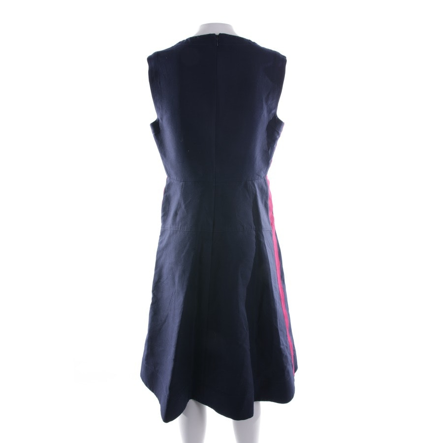 dress from Marni in dark blue and red size 36 IT 42