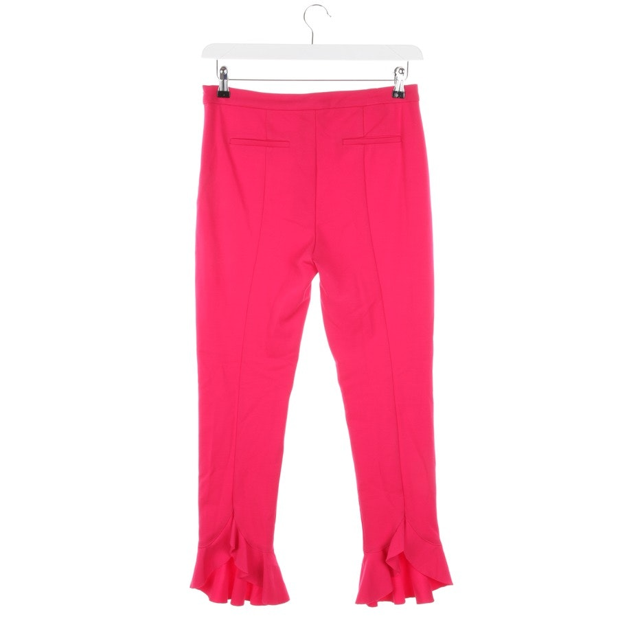 trousers from Pinko in magenta size 38 IT 44 - new