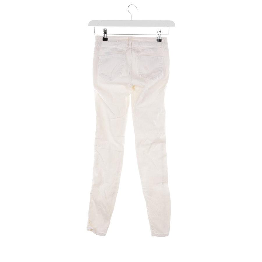 Jeans von Closed in Creme Gr. W26