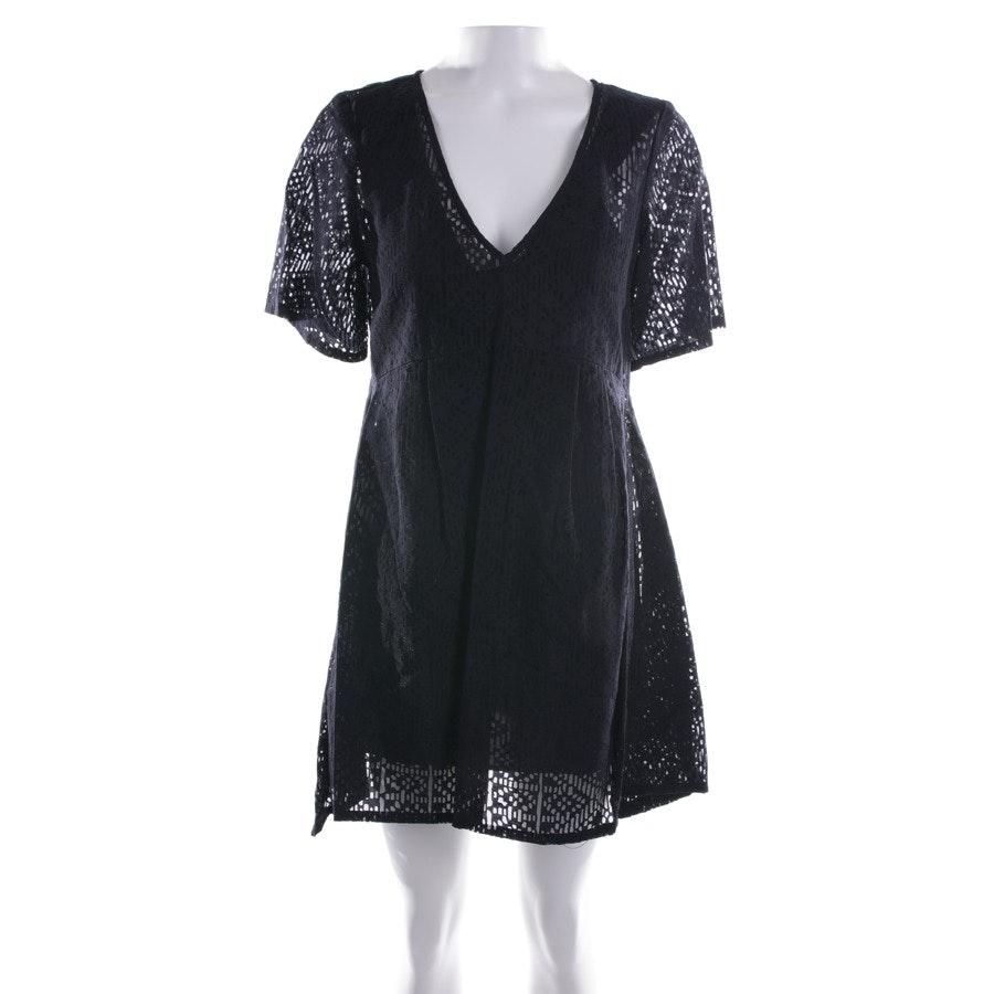 Kleid von Enza Costa in Dunkelblau und Schwarz Gr. 30 US 0 - Neu