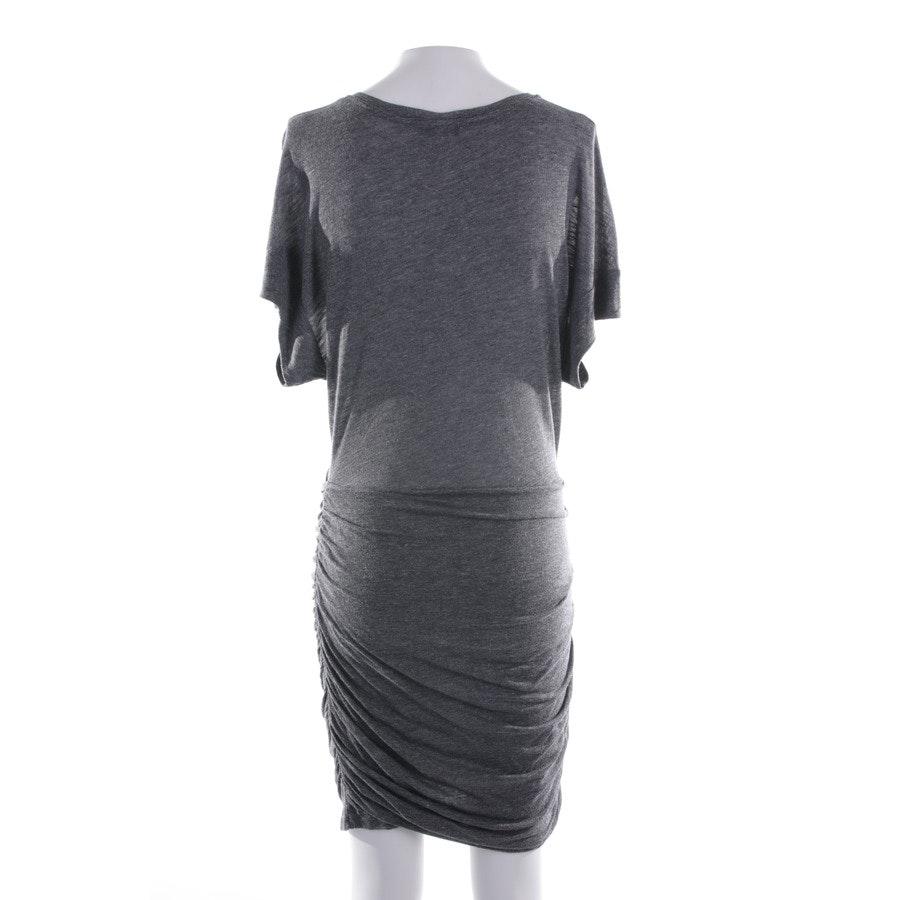 Kleid von Iro in Grau meliert Gr. S