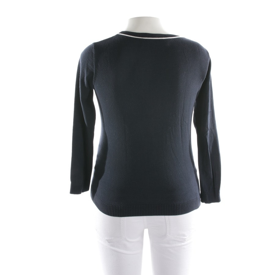 knitwear from Max Mara Weekend in dark blue and white size L