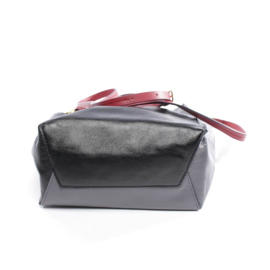 handbag from Marni in black and red - museo small dead