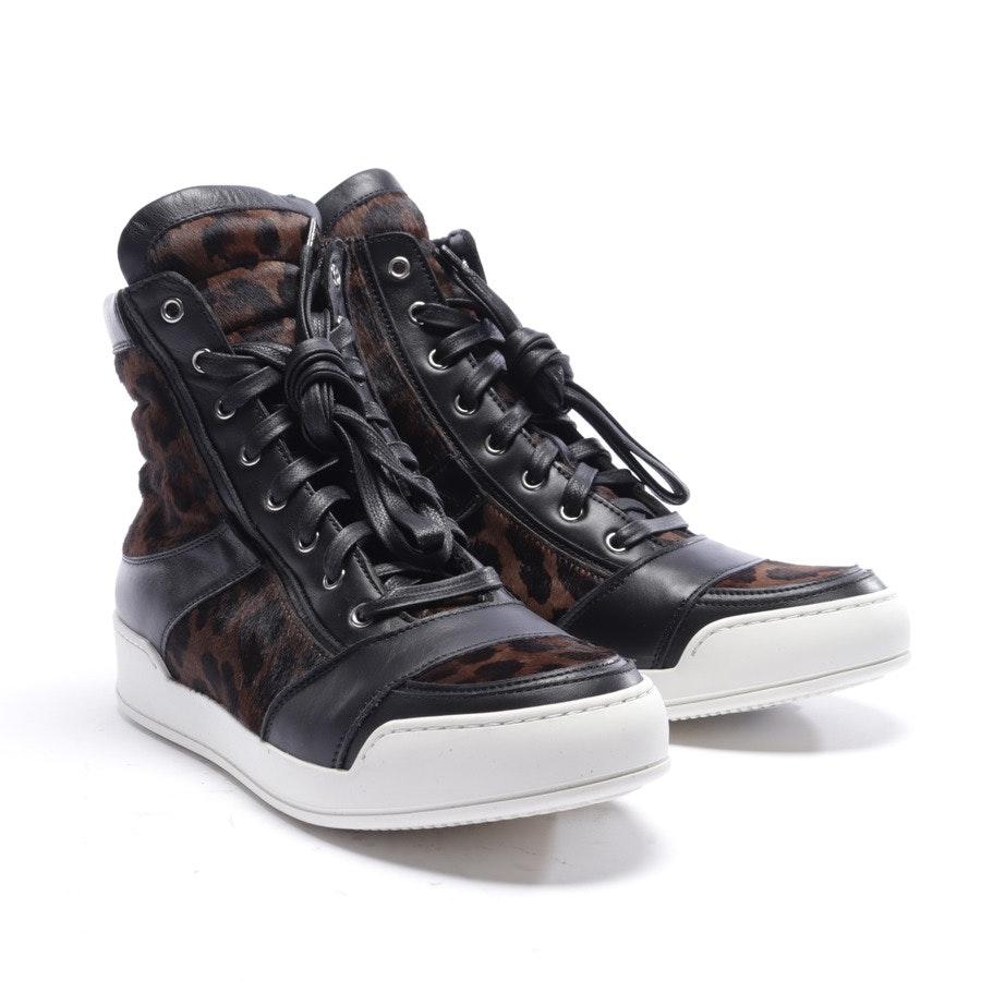 High-Top Sneaker von Balmain in Multicolor Gr. EUR 42 - Neu